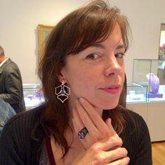 """いいね!93件、コメント2件 ― Cathleen McCarthyさん(@thejewelryloupe)のInstagramアカウント: 「Walked into Christie's showroom today and said, """"All your JAR. On me. Now!"""" Yeah. Not really. And…」"""