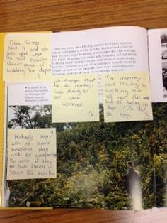 Blog Post: Using Quotations in Reading Instruction with Nonfiction Texts - Students use Text Evidence to support their thinking.