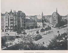 Das alte Berlin - Charlottenburg,  Wilhelm - Platz