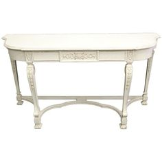 I pinned this Marcel Console Table from the Estate Sale event at Joss and Main!