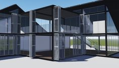 HouseZero - Modular building system for off-grid houses.   Yoram Gur-Arie - SunTank - HouseZero   Pulse   LinkedIn