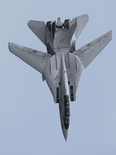 F14 show varying geometry wings.
