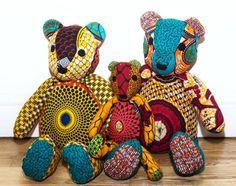 Batik Bears