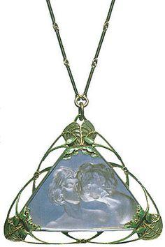 Lalique, pendentif