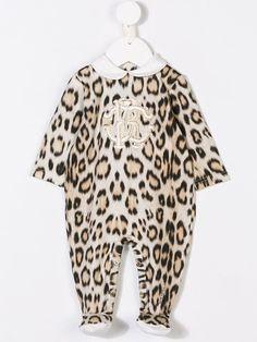 6ced59aa8fab7 Roberto Cavalli Junior Leopard Print Body - Farfetch
