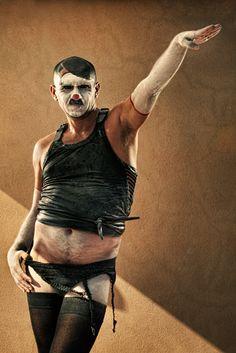 Hitler clown?
