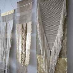 Future Perfect - Native Line Wall Hangings