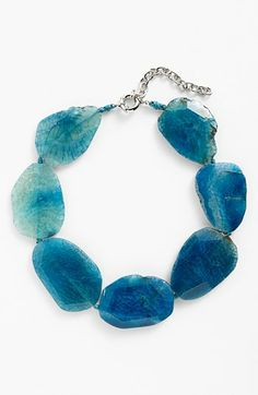 Panacea Agate Necklace available at #Nordstrom
