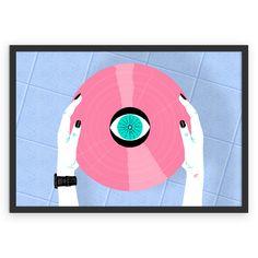 Compre long play II de @lilo em posters de alta qualidade. Incentive artistas independentes, encontre produtos exclusivos.