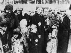 Arrival at Auschwitz 1944