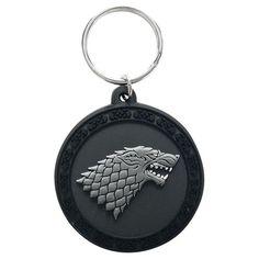 Stark - Llavero colgante por Juego de Tronos