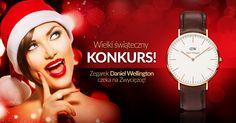 Wygraj zegarek #DanielWellington : http://www.brawat.pl/konkurs