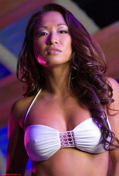 Former WWE Diva and current TNA Knockout Gail Kim