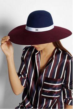 LOVE LOVE LOVE, les chapeaux Maison Michel
