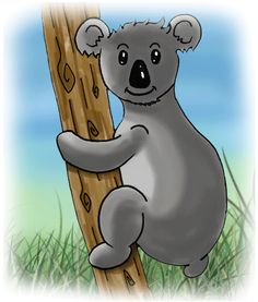 coloriage d'un koala Trait Vertical, Scooby Doo, Fictional Characters, Art, Easy Drawing Tutorial, How To Draw, Color Pencil Picture, Pencil Drawings, Baby Koala