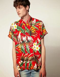 Ponte POP | por Renato Oliveira: USE HOMEM | Como usar camisa com estampa tropical