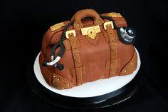 doctor's cake | Doctor's bag Cake | Flickr - Photo Sharing!