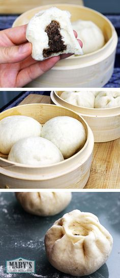 Steamed red bean buns are a common menu item at Chinese dim sum restaurants and one of my favourites. They're actually really easy to make too. For this recipe, the dough is actually really simple: water, yeast, flour and an sweetener. I'm using sweetened condensed milk as I find it gives these buns a milky …