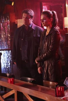 TV SHOWS: Stana Katic on Castle (Season 6)
