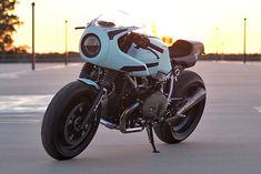 TWO MUCH. JVB Moto's BMW RnineT Racer - Pipeburn.com