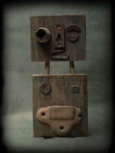 The original ScrapMonster by Scott Banks