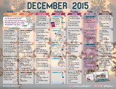 December calendar is HERE! Get the PW when you sign up for the newsletter! Read more at http://www.blogilates.com/blog/2015/11/30/december-calendar-is-here-get-the-pw-when-you-sign-up-for-the-newsletter/#gvPUBvM5AkXxlmAv.99
