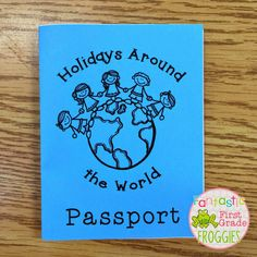 Holidays Around the World- a combination of close reading and interactive notebook activities.