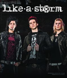 Like a Storm will not only play the hard rock they are becoming famous for, but a few acoustic songs as well, in a May 18 performance at Bay City's State Theatre. Music Like, Music Is Life, My Music, Rock N Roll Music, Rock And Roll, Acoustic Guitar Lessons, Acoustic Guitars, Pop Evil, Rap Metal