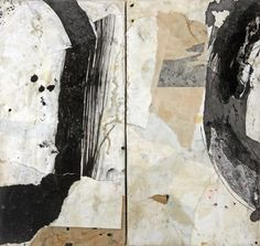 Jerry Iverson   Nerve Block 2   Sumi ink and paper on board   1212 (2014)