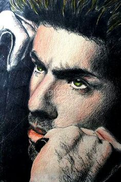 George Michael art -