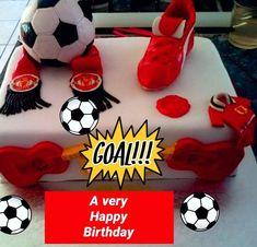 Sports Birthday Greeting – wanaabeehere Sports Birthday, Very Happy Birthday, Birthday Greetings, Bowser, Birthday Congratulations, Happy Birthday Greetings