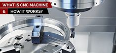 Understand what is CNC machine and how it work? #CNC #machine #pune  #manufacturer