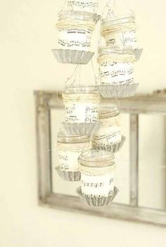 Sylvia the musical lantern jar, so pretty