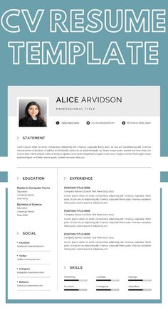 If you want to get hired for a job position, you must make a creative and impressive resume template instant download. Creating one isn't an arduous task if you know what's required and what's in demand in the industry. If you want to experience hassle-free resume editing.  #ResumeTemplateInstantDownload #ResumeTemplateWord #ResumeTemplateInstantDownload #ResumeWord Template #ResumeAnd Cover LetterTemplate #CreativeResume Template