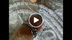 Dantelanglez ajur yapımı dantelangles | Cantinho do Video