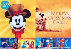 SDT #1277: Mickey's Christmas Carol