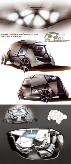 Daihatsu Design Competition