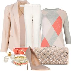 """""""Pressy (Dressed-up Preppy)"""" by lilpudget ❤ liked on Polyvore"""