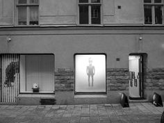 The Scarlett Gallery Stockholm, Oversized Mirror, Contemporary Art, Urban, Pure Products, Black And White, Gallery, Sushi, Home Decor