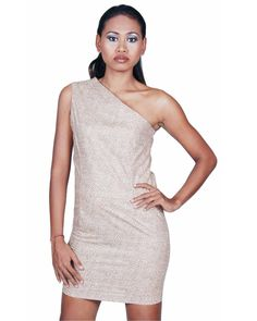 Eva Putu Small Leopard Fine Cotton Shoulder Dress #EvaPutu #dresses #wholesale #shoptoko