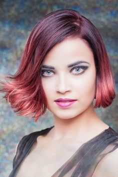awesome Coupe mi longue femme 2017. #Coiffure #mode #mode2017 ...