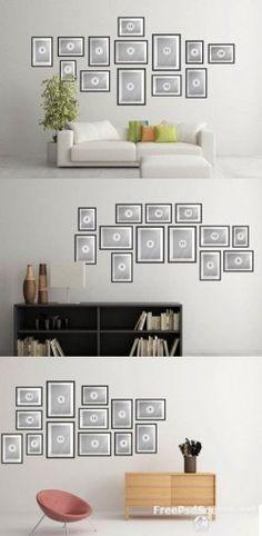 Art-wall Mockup PSD Templates » Graphicriver free . Free Download Psd Source , Tutorials , Vecto ...