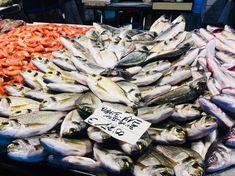Takie ryby w Wenecji! #italien #venice #wenecja #owocemorza #ryby #fisch #weekend #nordfish #włochy #italy #ceny #targ #bazar #targowisko #zakupy #freshfood