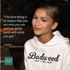 Zendaya is awesome