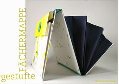 Alexandra Renke - Privat Bookbinding, Mini Albums, Bookends, Origami, Container, Crafts, Inspiration, Decor, Gifts