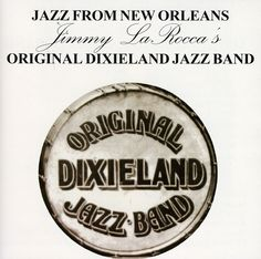 Original Dixieland Jazz Band - Jazz From New Orleans, Red