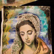 (54) Одноклассники Mona Lisa, My Arts, Artwork, Painting, Work Of Art, Painting Art, Paintings, Paint, Draw