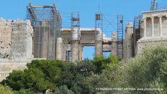Propylaea Acrópolis, Dionysiou Areopagitou, Athina 105 58, Grecia  (Photo - Date: 04-12-2015   /  Time: 12:56:32)