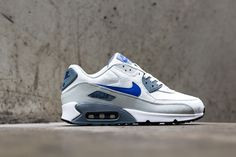 "Nike Air Max 90 Leather ""Lyon Blue"""