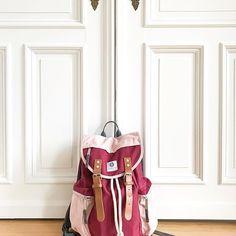 Der perfekte Rucksack für den Alltag und kleine Ausflüge und Abenteuer mit Kindern! Organizer, Leather Backpack, Backpacks, Mom, Pink, Bags, Fashion, Adventure, Kids